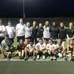 Lions & Lady Lions Tennis defeat Hart to end regular season