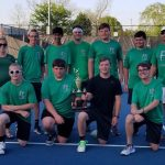 Lions Tennis Finish as Region Runner-up!