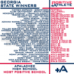 McKenzie LaCount Named Softball Positive Athlete for the State of Georgia