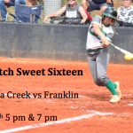 Fastpitch headed to Sweet Sixteen!