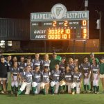 Elite Eight  & Columbus Bound! Fastpitch Sweeps Coahulla Creek