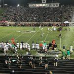 Football vs Stephens Co