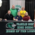 Tyler Campbell Signs with Emmanuel College Bass Team