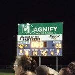 Mulberry High School Varsity Football beat LaBelle 42-28