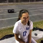Mulberry High School Girls Varsity Soccer beat Tenoroc High School 7-2