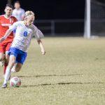 Mulberry High School Boys Varsity Soccer beat Bartow High School 3-2