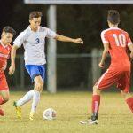 Mulberry High School Boys Varsity Soccer beat Fort Meade 3-2