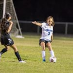 Mulberry High School Girls Varsity Soccer ties Fort Meade 2-2
