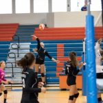 Mulberry High School Girls Varsity Volleyball falls to Bartow High School 3-1