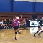 Mulberry High School Girls Varsity Volleyball beat Auburndale Senior High School 3-1