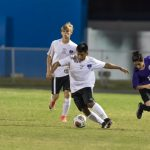 The Mulberry High School Boys JV Soccer played Tenoroc on 11/30/17.  The game was a tie 1-1