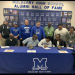 Isaiah Stancil signs with Warner University