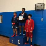 Isaiah Stancil crowned District Champion