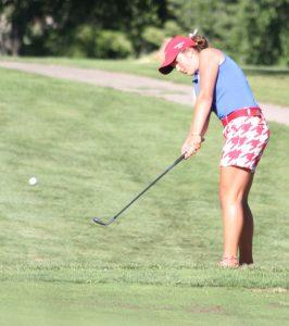 Girls Golf v Center Grove