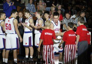 Martinsville boys basketball vs. Edgewood 11/26/16