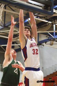 Martinsville boys basketball vs. Zionsville 12-30-16