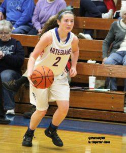 Martinsville girls basketball vs. Noblesville *SENIOR DAY* 1-21-17