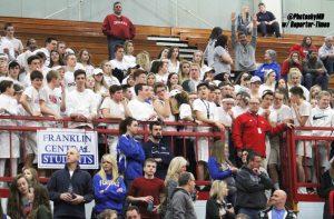 SECTIONALS Martinsville girls' basketball vs. Whiteland 2-3-17