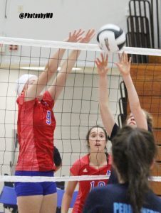 8/15/17 Martinsville volleyball vs. Perry Meridian
