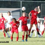 Girls Soccer Sectional Draw Announced