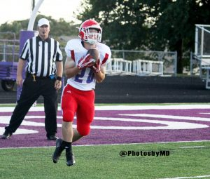 8/25/17 Martinsville Football at Bloomington South