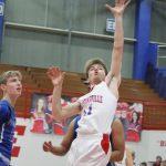 1/20/18 Martinsville boys' basketball vs. Providence Cristo Rey
