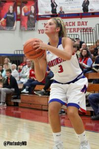 12/21/17 Martinsville girls' basketball vs. Franklin Central