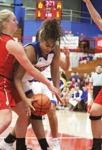 12/12/17 Martinsville girls' basketball vs. Center Grove