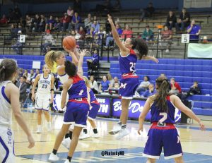 11/10/17 Martinsville girls' varsity at Columbus North