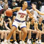 2/2/18 Martinsville girls' basketball vs. Greenwood **Sectionals**