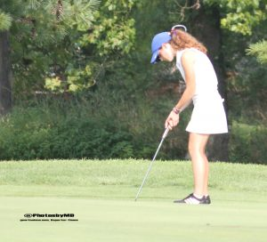 PHOTO ALBUM: Girls Golf vs. Center Grove 8/13/18