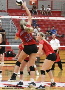 PHOTO ALBUM: Volleyball at. Center Grove 8/16/18