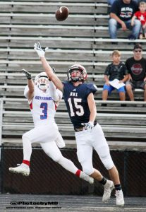 PHOTO ALBUM: Football at. BNL 8/17/18