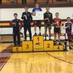 Wrestlers do well at the Bo Henry
