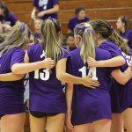 PHOTO ALBUM: JV Volleyball vs. Franklin Community 9-17-19