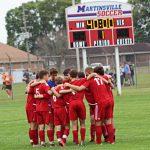 PHOTO ALBUM: Boys Soccer vs. Bloomington South High School 9-21-19