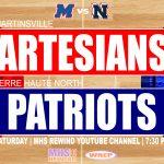 Saturday Night Girls Basketball LiveStream vs. Terre Haute North