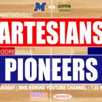 Martinsville vs Mooresville Girls Basketball Live Stream