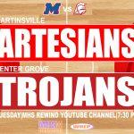 Top 20 Matchup! Girls Basketball Live Stream vs Center Grove