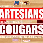 Boys Basketball Live Stream vs Bloomington North