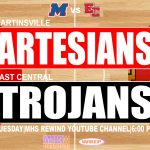 Girls Basketball Sectional Live Stream vs. East Central