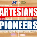 Basketball Livestream at Mooresville