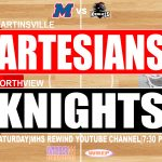 Saturday Boys Basketball Live Stream vs. Northview