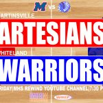 Friday Basketball Live Stream @ Whiteland