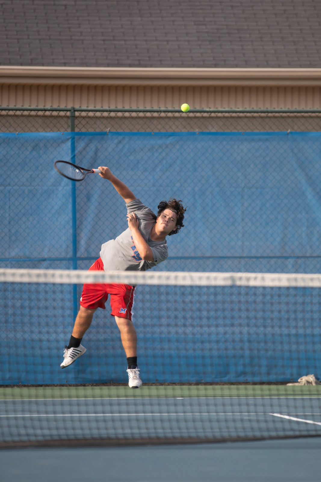 MARTINSVILLE HIGH SCHOOL | VARSITY BOYS TENNIS VS EDGEWOOD