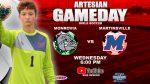 Girls Soccer Livestream Monrovia vs. Martinsville
