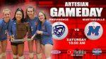 Volleyball Regional Livestream Martinsville vs. Providence