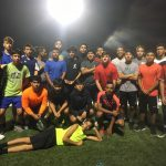 Soccer Fall Workouts
