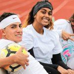Lehman Soccer PowderPuff 2017