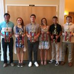 Athletes Receive Top NIC Honors